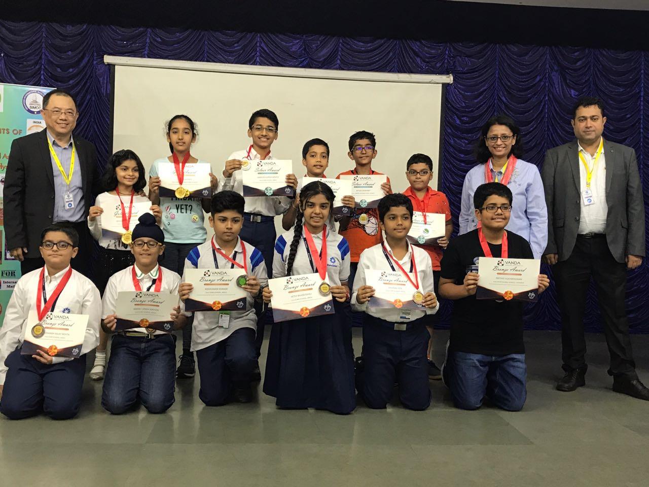 SASMO | Global Olympiads Academy