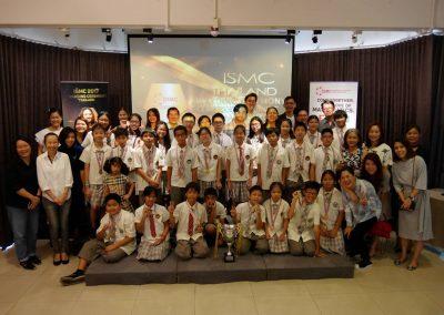 ISMC trophy 3