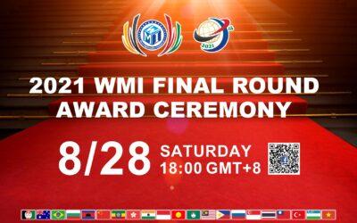 WMI – Online Award Ceremony